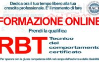 Corso di formazione tecnico del comportamento – Certificazione RBT